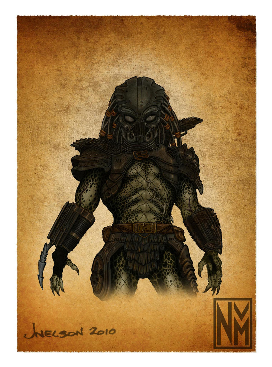 Gort Predator_Colored by PredatrHuntr