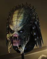 1:1 Predator Wolf Head by PredatrHuntr
