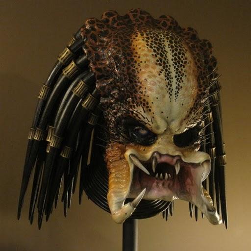 Predator 1:1 Head by PredatrHuntr
