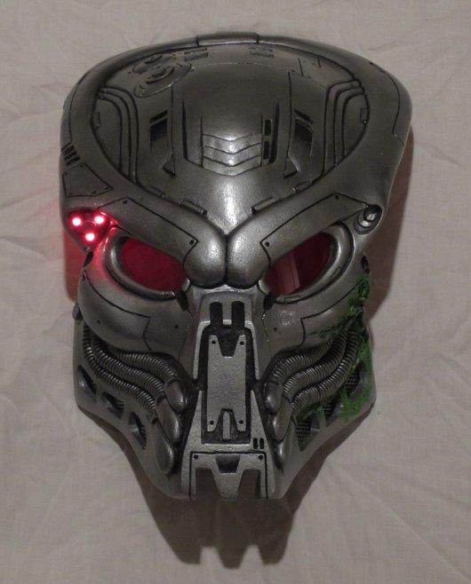 Terminator/Predator Bio Helmet by PredatrHuntr