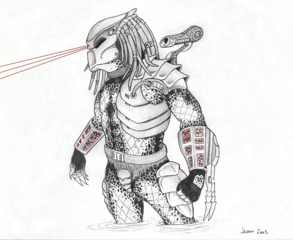 Predator 02 by PredatrHuntr