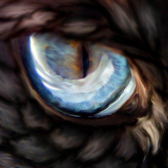 blue eyes black dragon by silverbeam on deviantart