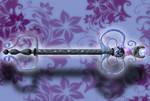 Silverbeam Keyblade