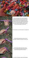 Origami Tutorial: Lucky Star