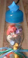 Ramune Star bottle Kit or Gift
