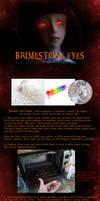 BJD: Brimestone Eyes Tutorial