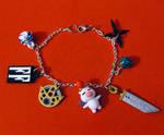 Final Fantasy Charm Bracelet