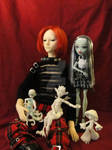 Ball Jointed dolls