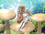 Fairy BJD preorder Countdown 003 by silverbeam