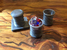 DnD Terrain Props: Treasure Cup