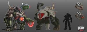 Bonhardi ( Doom Inspired Boss Concept )