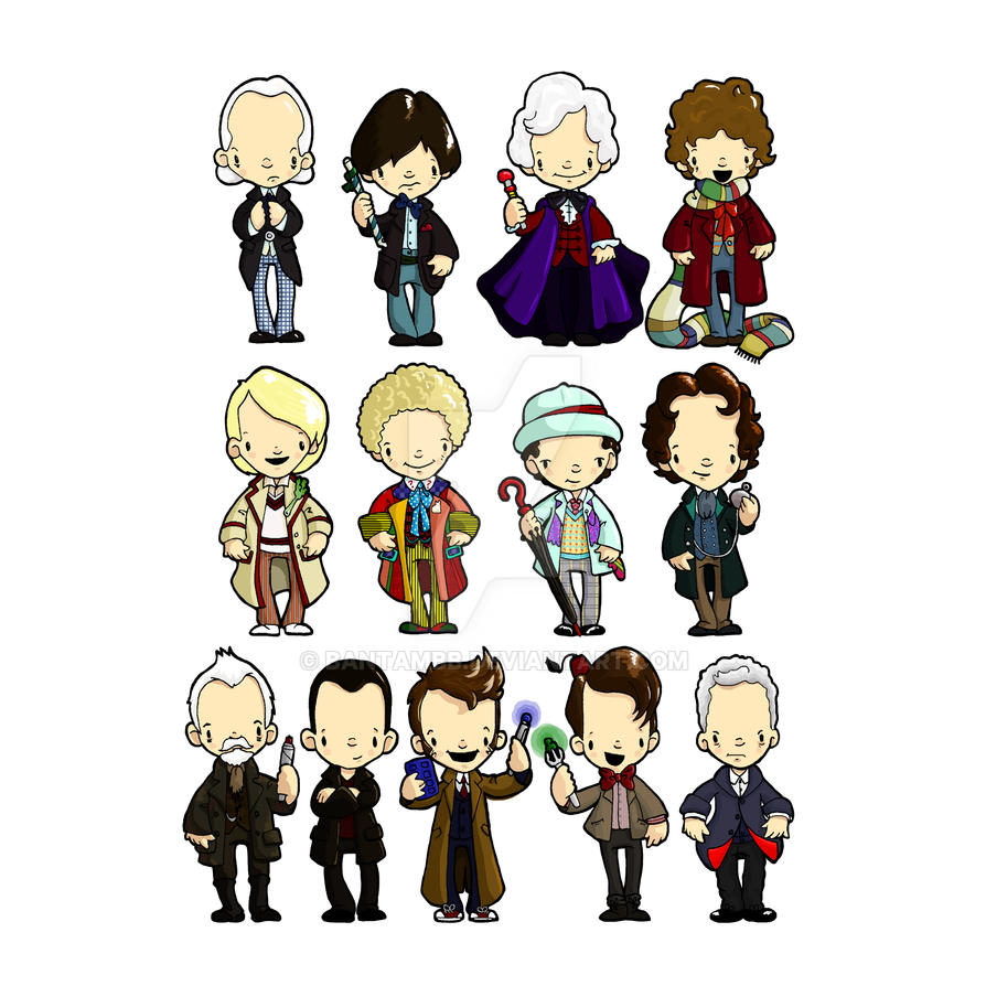 The Doctors (v.2) by BantamBB