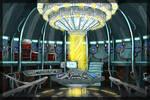 Inside Tardis Doctor Who Background