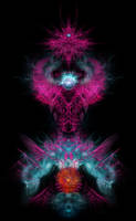 Ancient God by Alienjedna