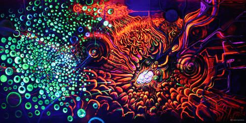 G2011 UV- night by Alienjedna