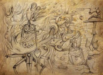 Terraforming by Alienjedna