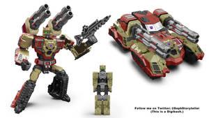 Titans Return Armada Demolisher