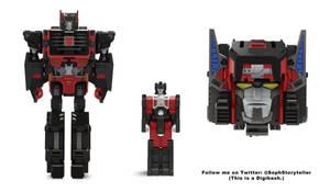Transformers Titans Return RID Cerebros