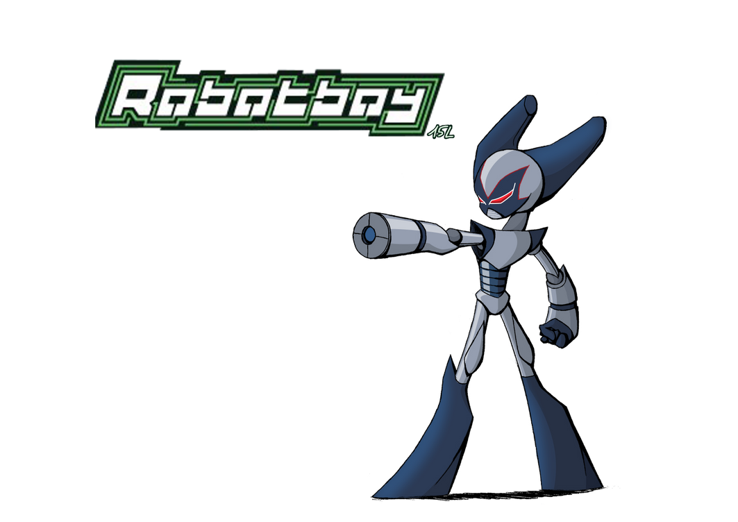 RobotBoy by QuynzeL on DeviantArt
