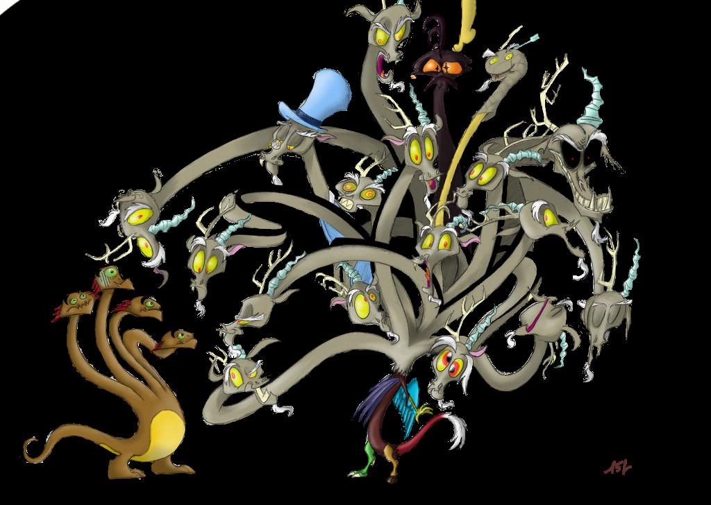 Discord vs Hydra by QuynzeL