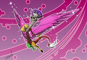 Eris is best princess by QuynzeL