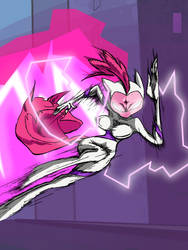Power Pony -Fili Second by QuynzeL