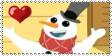 Winter Time's Fun Stamp by aliceapproved