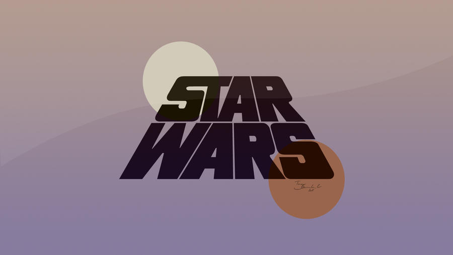 Star Wars Skies: ANH Tatooine by CayaStrife