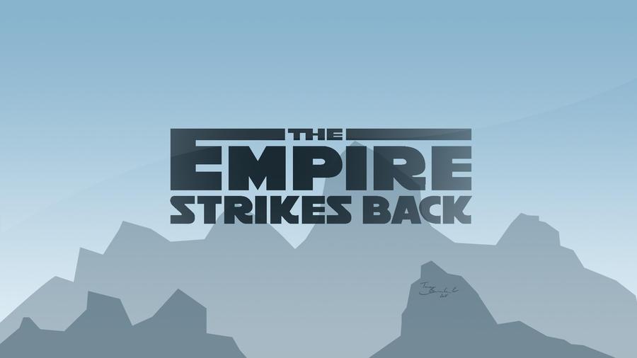 Star Wars Skies: ESB Hoth by CayaStrife