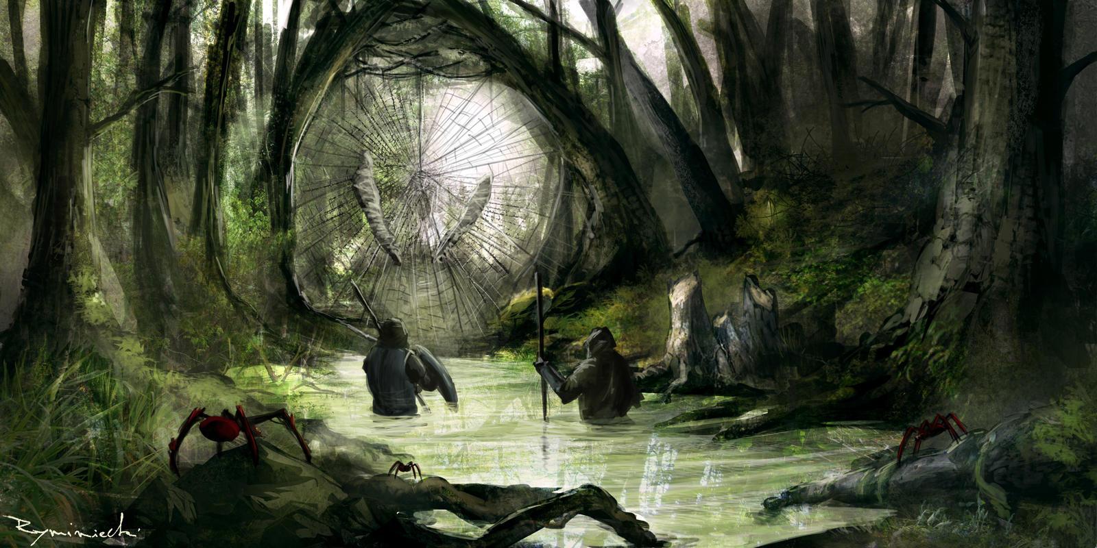 Swamp by rymin07