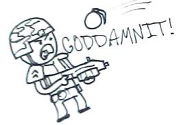 Grenade by JoePhatty