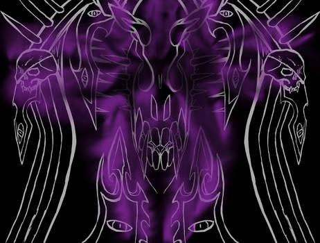 It's... Purple....
