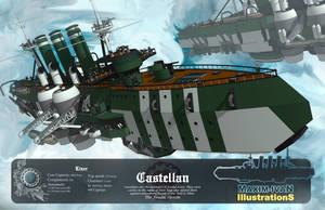 Old work - Stratiari Cruiser by Purgatory2010