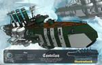 Old work - Stratiari Cruiser