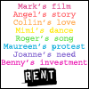 Rent Icon by dropoutgirlscout