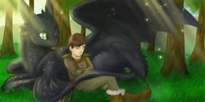Tired Dragonrider