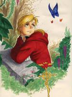FMA: Like a Butterfly by Fyre-Dragon