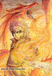 #123-124: Salamander by Fyre-Dragon