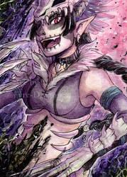 #212 - Hokai by Fyre-Dragon