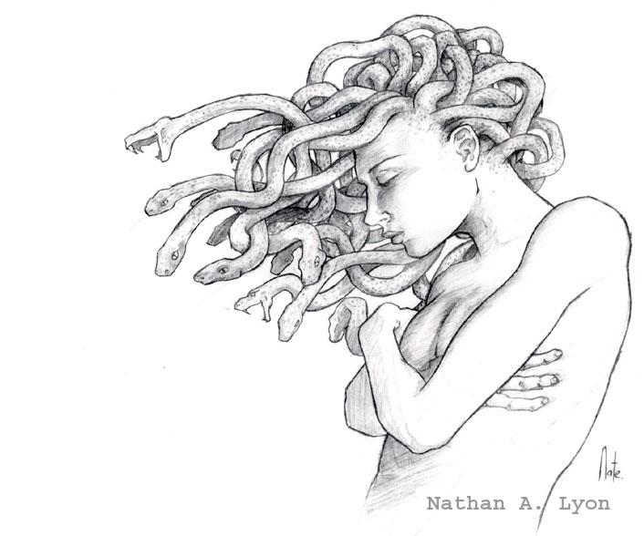 Medusa by natelyon