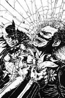 Batman V Joker by natelyon