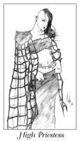 High Priestess. by natelyon