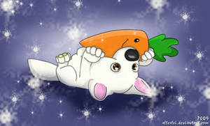 Bolt: Hero with a carrot