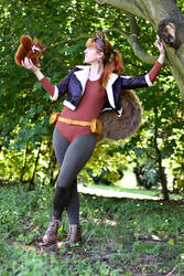 Squirrel Girl: To be or not to be