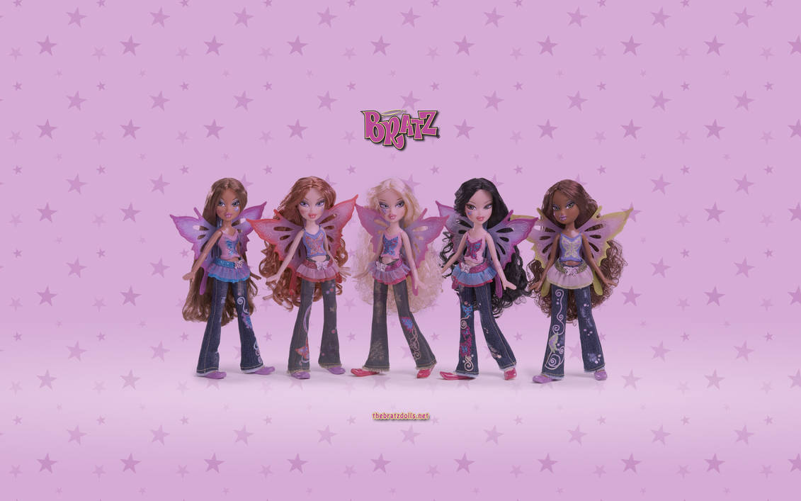 Bratz Dolls Wallpaper By Bobandjokic On Deviantart