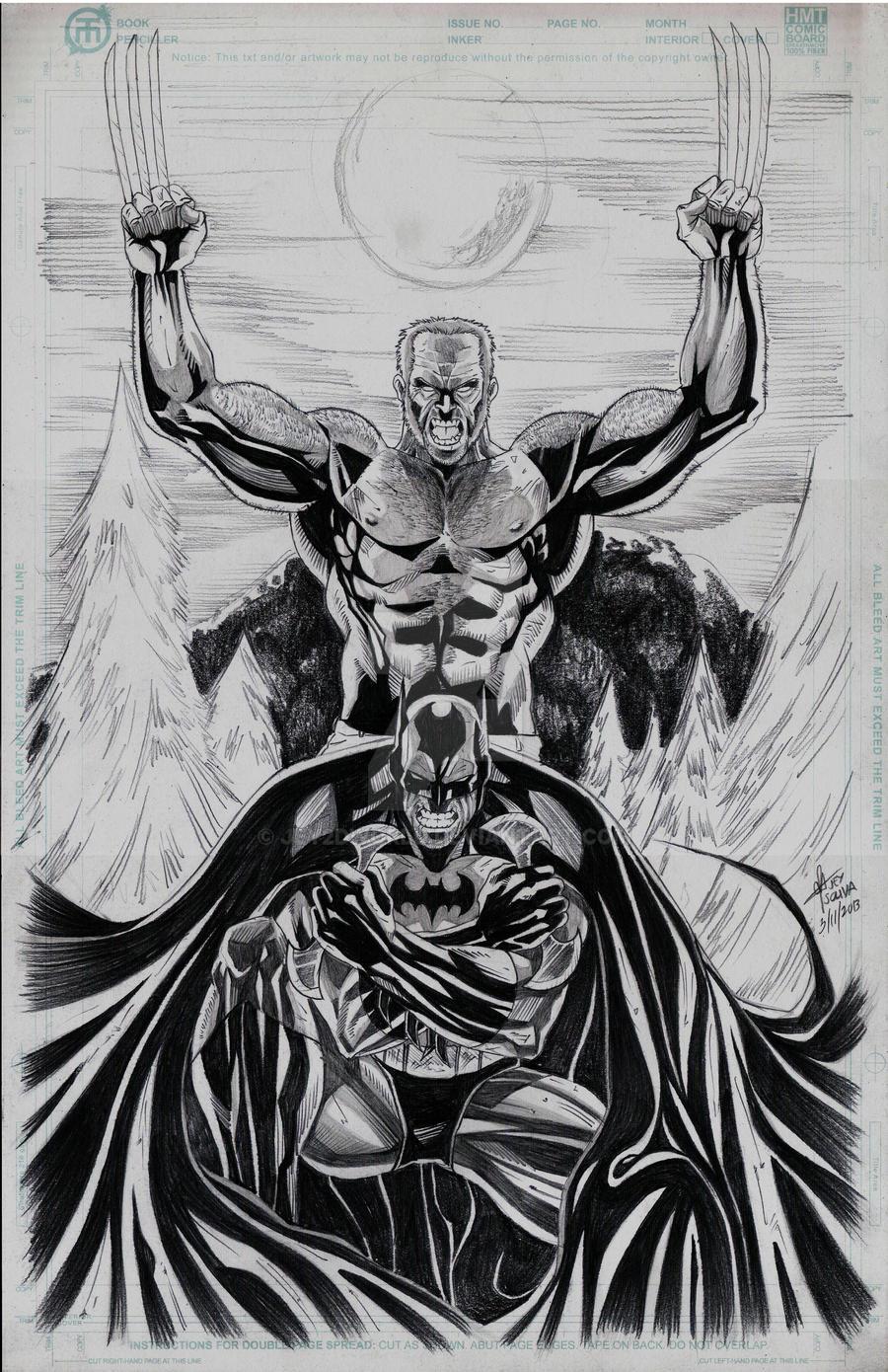 Old Man Logan With The Dark Knight Returns By Jey2dworld On Deviantart