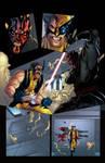 Wolverine Vs. Darth Maul Page 7