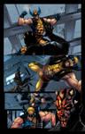 Wolverine Vs. Darth Maul Page 2