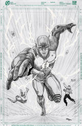 The Flash by jey2dworld