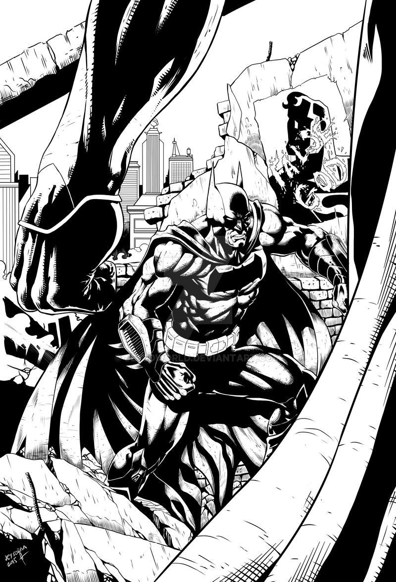 Batman VS Superman By Jey2dworld On DeviantArt